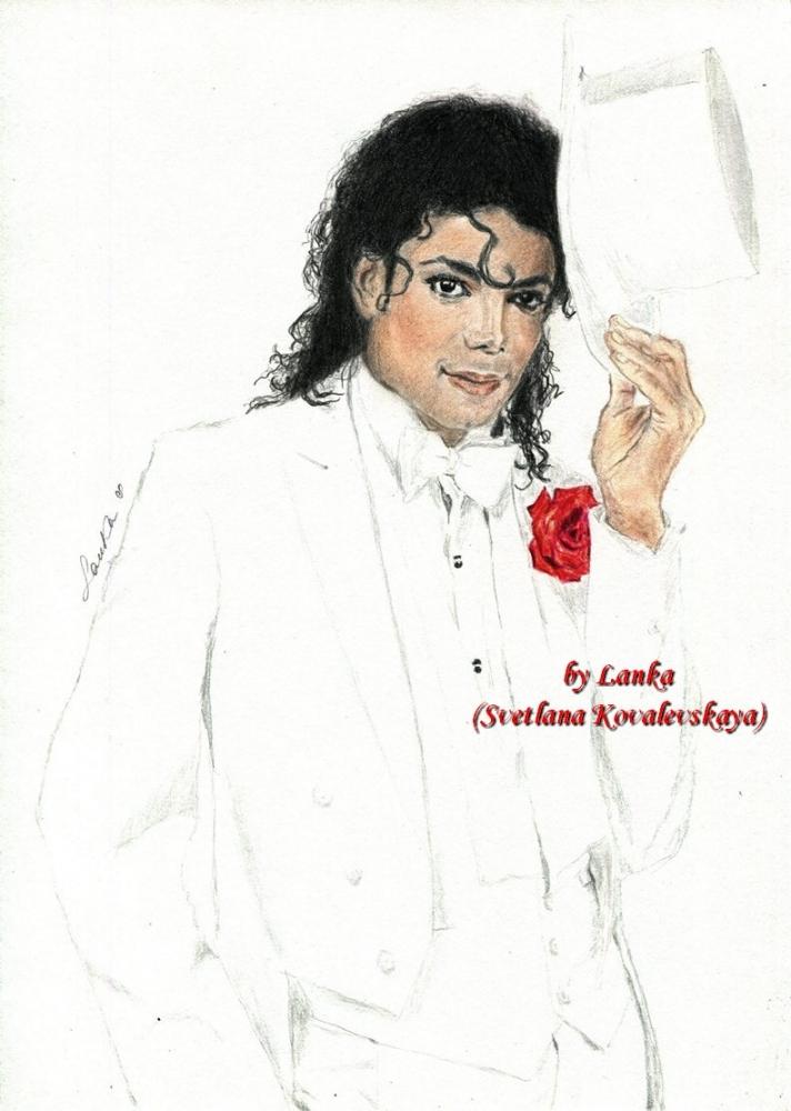 Michael Jackson by Lanka